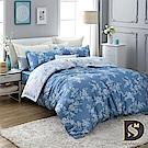 DESMOND 雙人100%天絲全鋪棉床包兩用被四件組/加高款冬包 雙色羅曼史
