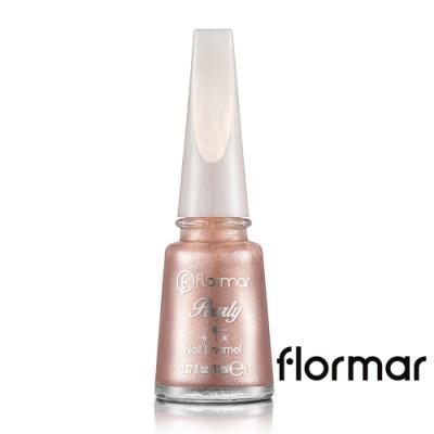 法國 Flormar-GALAXY系列指甲油#PL374雙子座