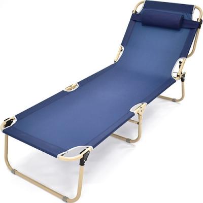 加長休閒行軍床 午睡椅躺椅 看護床