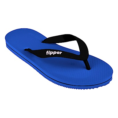 Fipper SLICK 男款拖鞋 BLUE BLACK