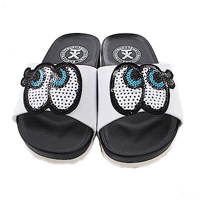 台灣製親子拖鞋 媽媽款 sk0546 魔法Baby