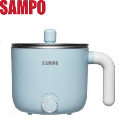 (快速到貨) SAMPO 聲寶 1L日式蒸煮美食鍋KQ-YA10D-