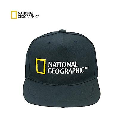 國家地理經典潮帽-深藍色