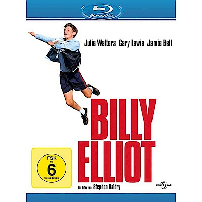 舞動人生 Billy Elliot  藍光 BD