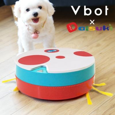 Vbot x Daisuki 聯名 i6二代智慧鋰電地慕斯蛋糕掃地機器人(2款可選)