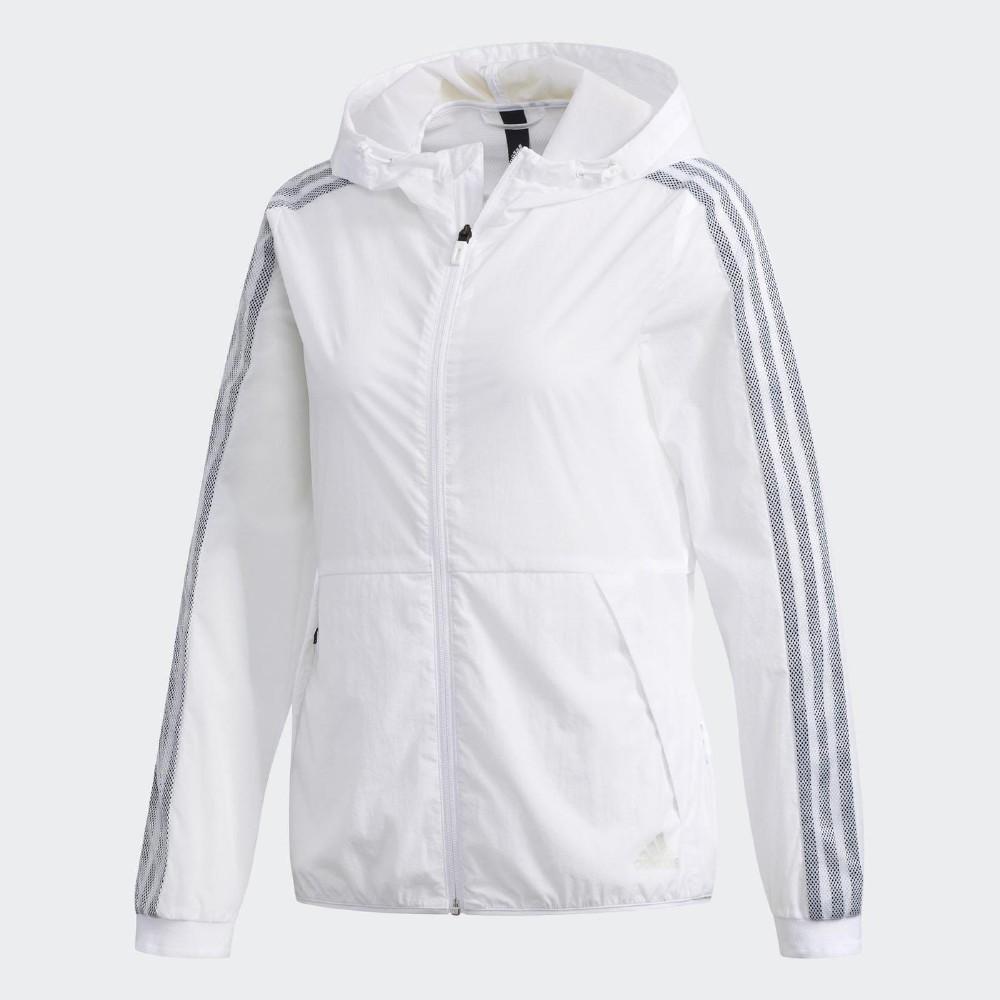 adidas 外套 WB 3S Jacket 防風 女款