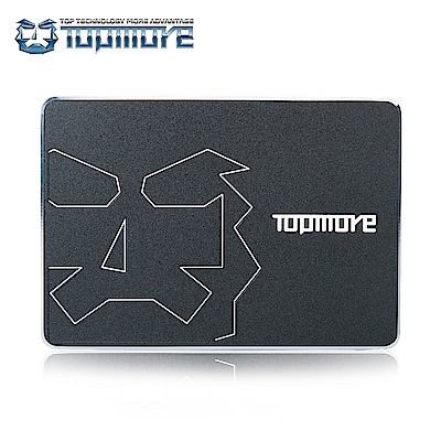 達墨 TOPMORE 120GB 2.5吋 SATAIII SSD MLC