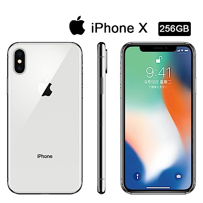 【福利品】Apple iPhone X 256G 9成5新