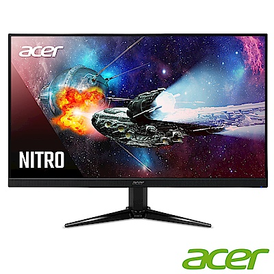 Acer QG221Q 22型 VA無邊框電競電腦螢幕