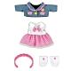 任選日本 小美樂 格子制服裝 配件_PL51470 (不含娃娃)日本PILOT 原廠公司貨 product thumbnail 1