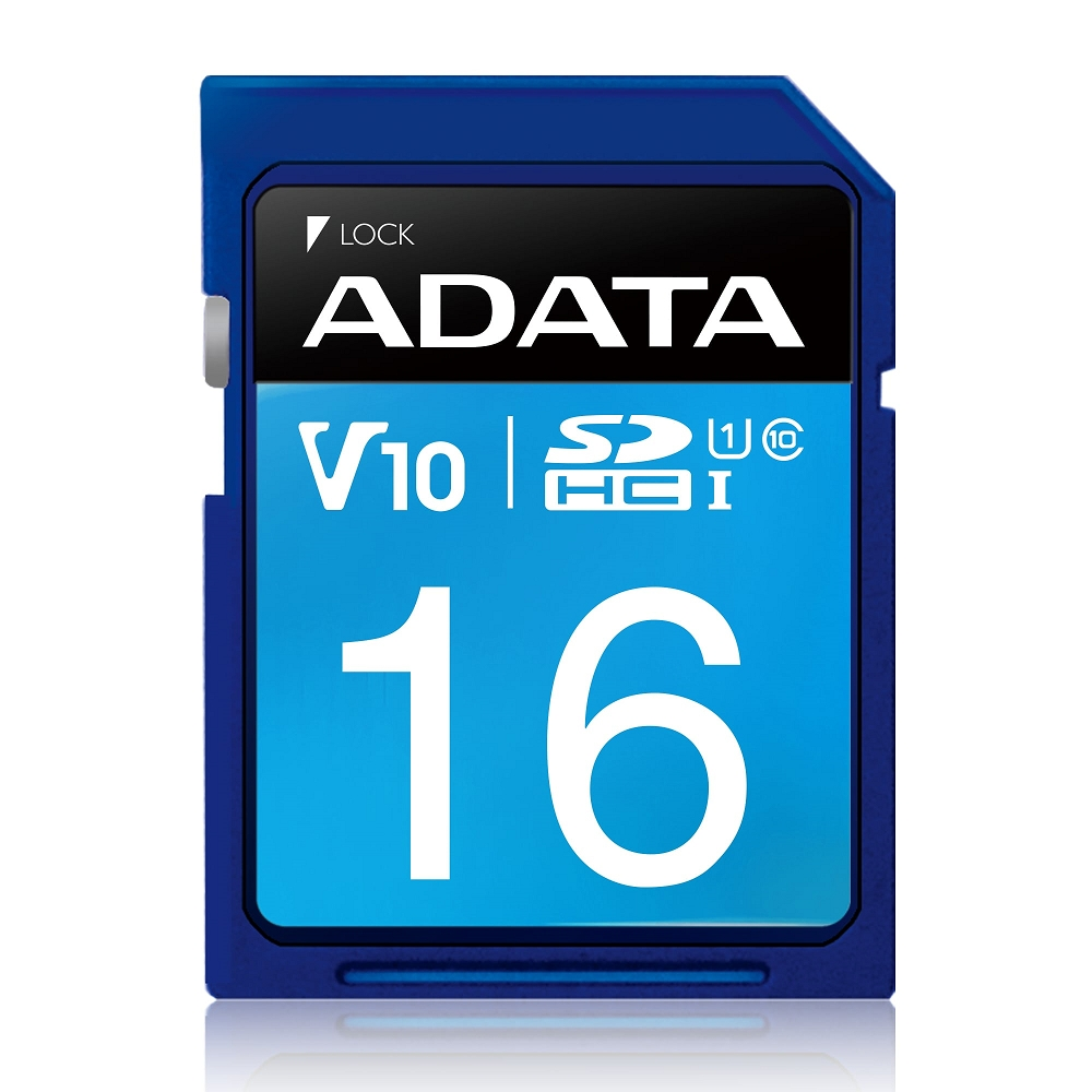 ADATA威剛Premier SDHC UHS-I U1 16G記憶卡