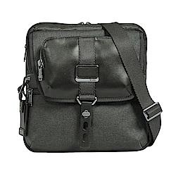 TUMI Arnold Zip Flap系列多功能斜背包-黑色