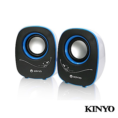 KINYO音樂大師【夜精靈】USB迷你喇叭US170