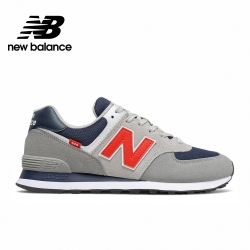 [New Balance]復古運動鞋_中性_灰色_ML574SJ2-D楦