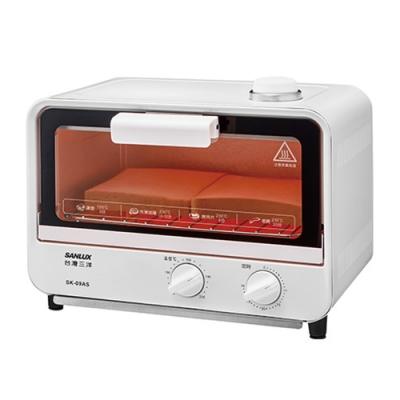 SANLUX台灣三洋蒸氣烘烤烤箱 SK-09AS