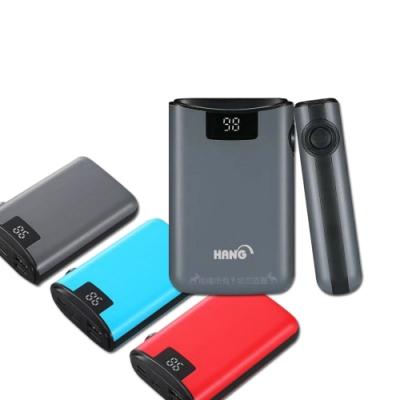 HANG 13000 K5輕旅行 不挑線液晶顯示USB雙輸出行動電源