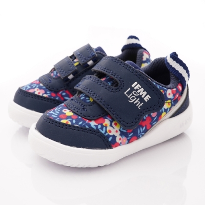IFME健康機能鞋 Light超輕學步鞋款 NI70002深藍(寶寶段)
