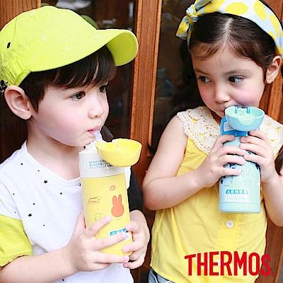 THERMOS膳魔師不鏽鋼真空保冷瓶0.36L(FFI-401)