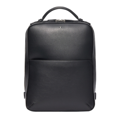 MONTBLANC 萬寶龍 大師傑作(大班)都會系列薄型後背包 – 124086