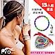 Pro Hair Tie美國不咬髮扣環髮圈15入(不重複顏色*14+熱銷新色*1)-真愛禮盒 product thumbnail 3
