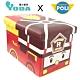 YoDa 救援小英雄波力收納箱/玩具收納箱-ROY product thumbnail 1