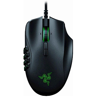 Razer 雷蛇 Naga Trinity 那伽梵蛇進化版有線滑鼠