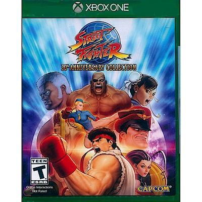 快打旋風 30 週年紀念合集 Street Fighter-XBOX ONE 中英日文美版