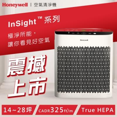 美國Honeywell 14-28坪 InSightTM 空氣清淨機 HPA5350WTW