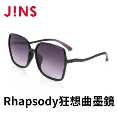 JINS Rhapsody 狂想曲CHARMING SECRET墨鏡(ALRF21S057)漸層黑紫