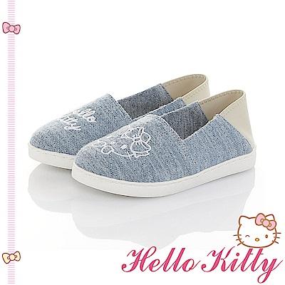 HelloKitty親子鞋-不對稱輕量懶人童鞋-水