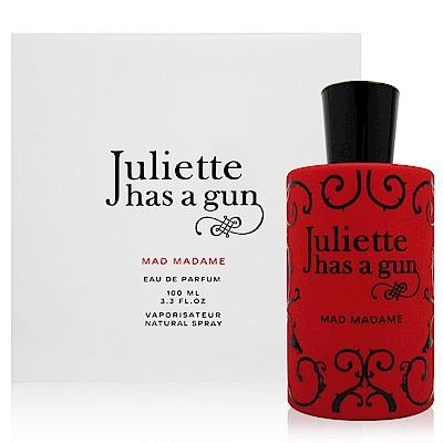 Juliette has a gun帶槍茱麗葉 瘋狂女人淡香精100ml(法國進口)