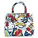 SAVE MY BAG Petite Miss系列Hello Kitty輕量托特包-藍色 product thumbnail 1