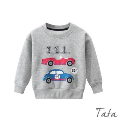 童裝 321賽車印花上衣 TATA KIDS