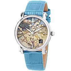 梵谷Van Gogh Swiss Watch梵谷經典名畫女錶(Lady 18)