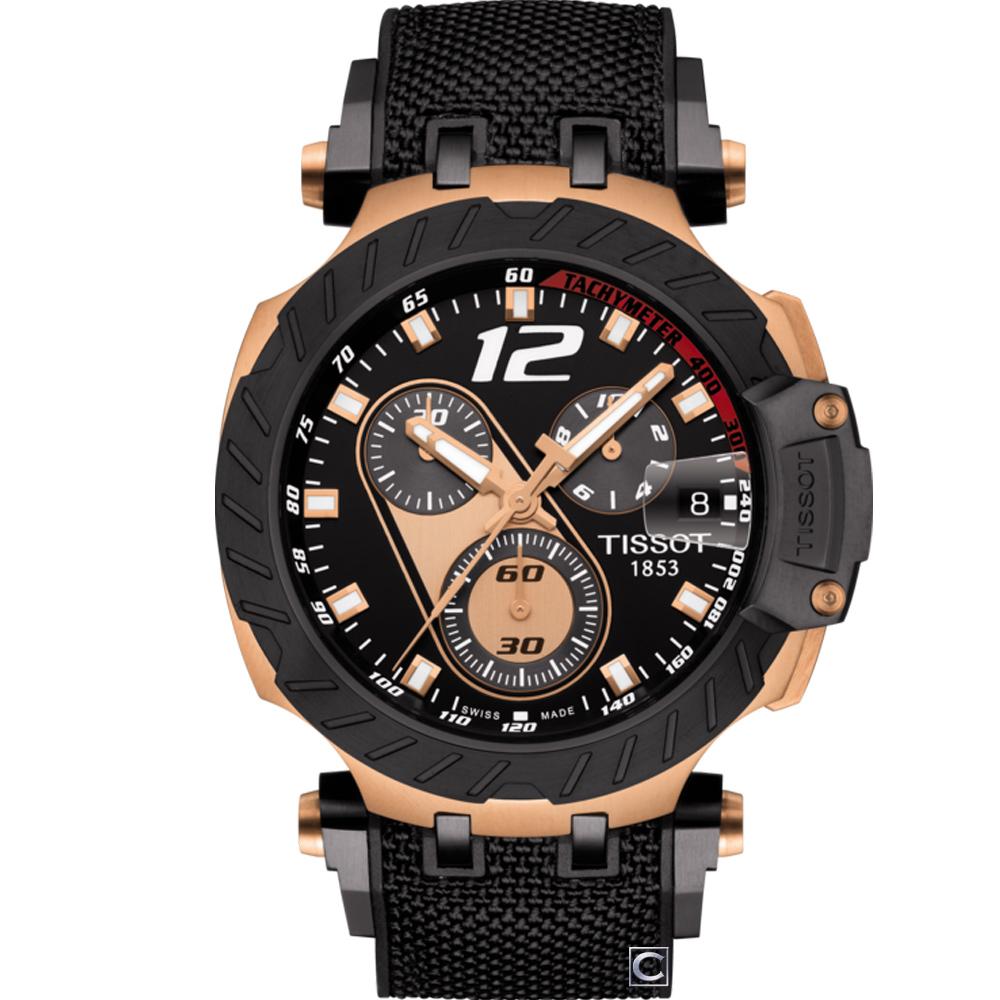 TISSOT T-RACE MOTOGP 賽車運動限量錶(T1154173705700)