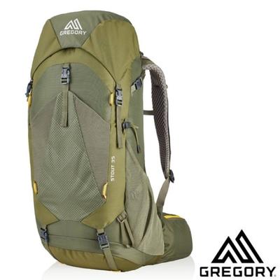 GREGORY STOUT 35 專業健行登山背包_茴香綠