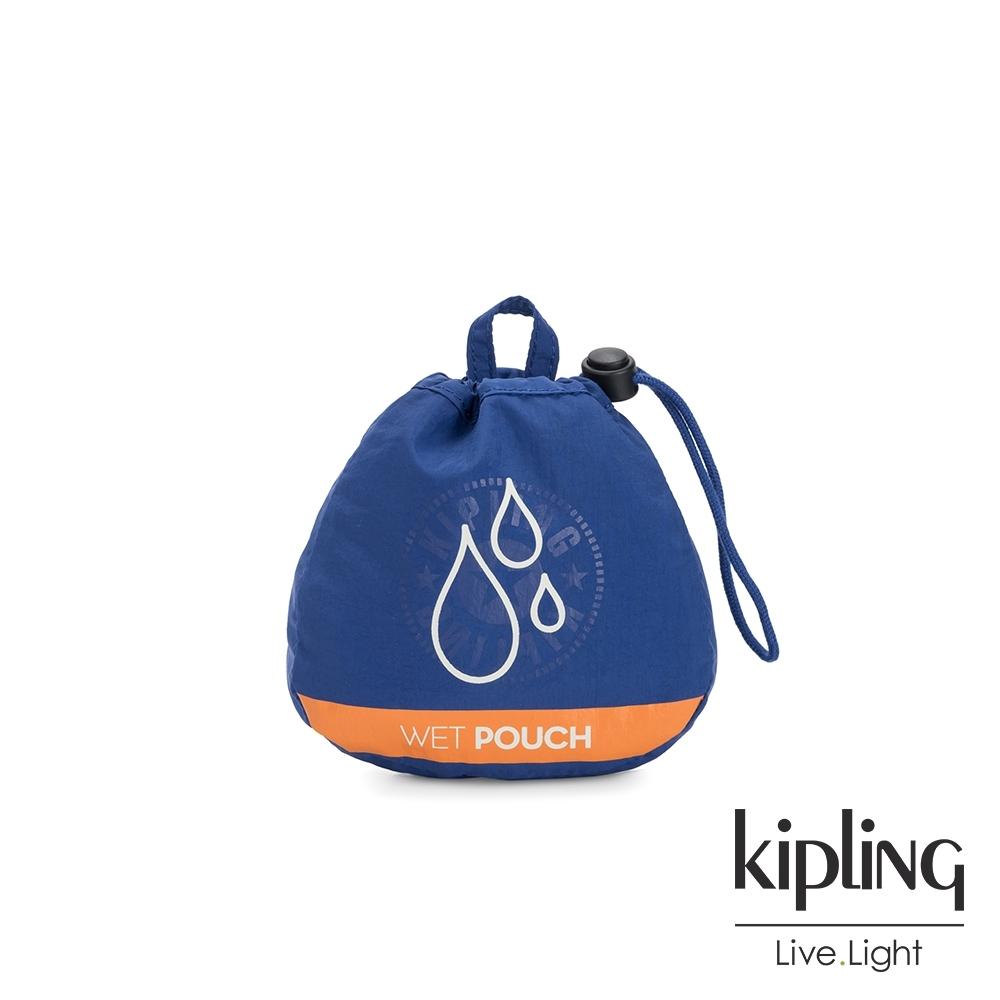 Kipling 活力四射藍好收納手提包-PACK THINGS