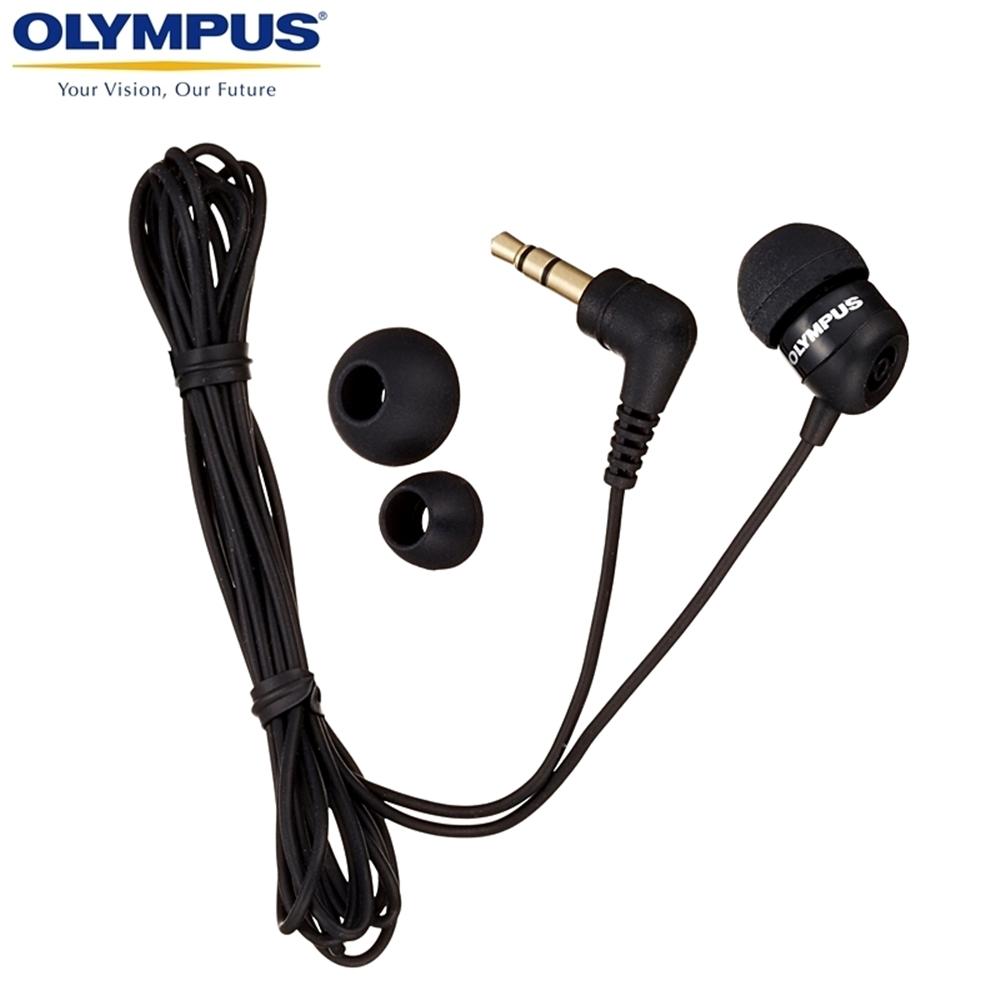奧林巴斯Olympus隱藏耳塞式麥克風電話錄音麥克風TP8(電容式;線長1.5公尺)偽耳機適狗仔偽裝跟監聽徵信搜證蒐證Telephone Recording Device