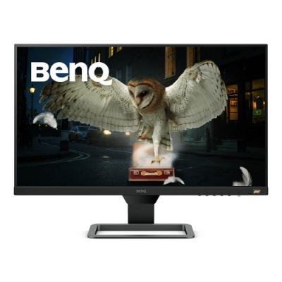 時時樂限定 BenQ EW2780 27型 影音娛樂護眼螢幕 HDR + BenQ WiT ScreenBar螢幕智能掛燈 超值組合