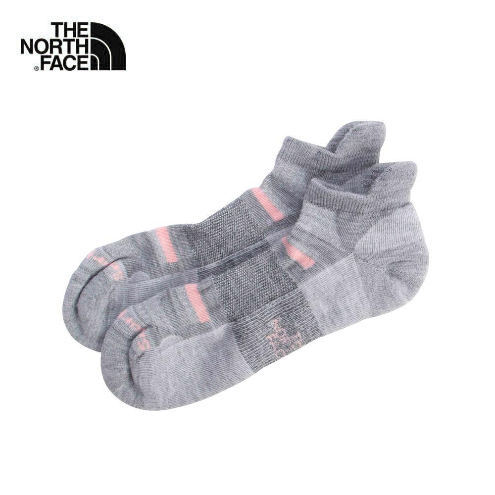 The North Face北面灰色舒適戶外通用低筒襪 3CNN8UU