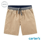 carter's台灣總代理 卡其鬆緊短褲