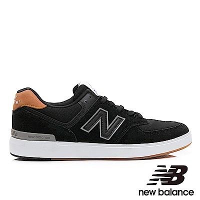 New Balance 復古鞋 AM574BLG 中性 黑色