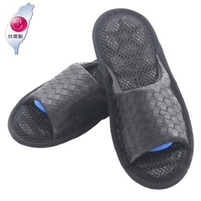 AC Rabbit 室內外雙用低均壓氣墊休閒鞋-藍色