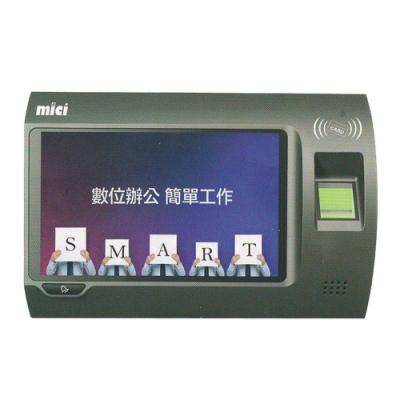 奇積資通 MICI mK330 雲端考勤機 門禁機