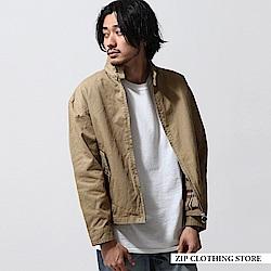高爾夫球外套(4色) ZIP日本男裝