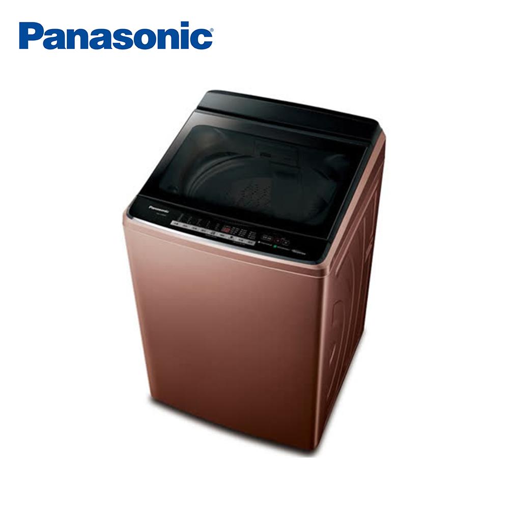 [無卡分期-12期]Panasonic國際牌 17KG 變頻直立式洗衣機 NA-V170GB-T