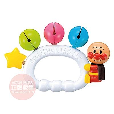 ANPANMAN 麵包超人-麵包超人嬰兒搖鈴(3m+)