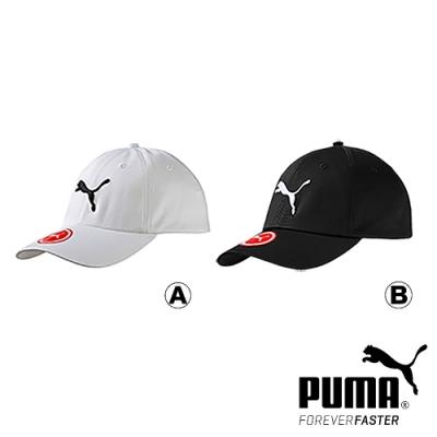 時時樂限定PUMA-男女基本系列棒球帽-共2色