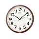 SEIKO 日本精工 掛鐘 滑動式秒針 時鐘(QXA750B)31cm product thumbnail 1