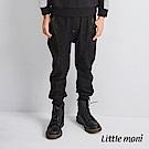 Little moni 內刷绒仿牛仔針織長褲(共2色)